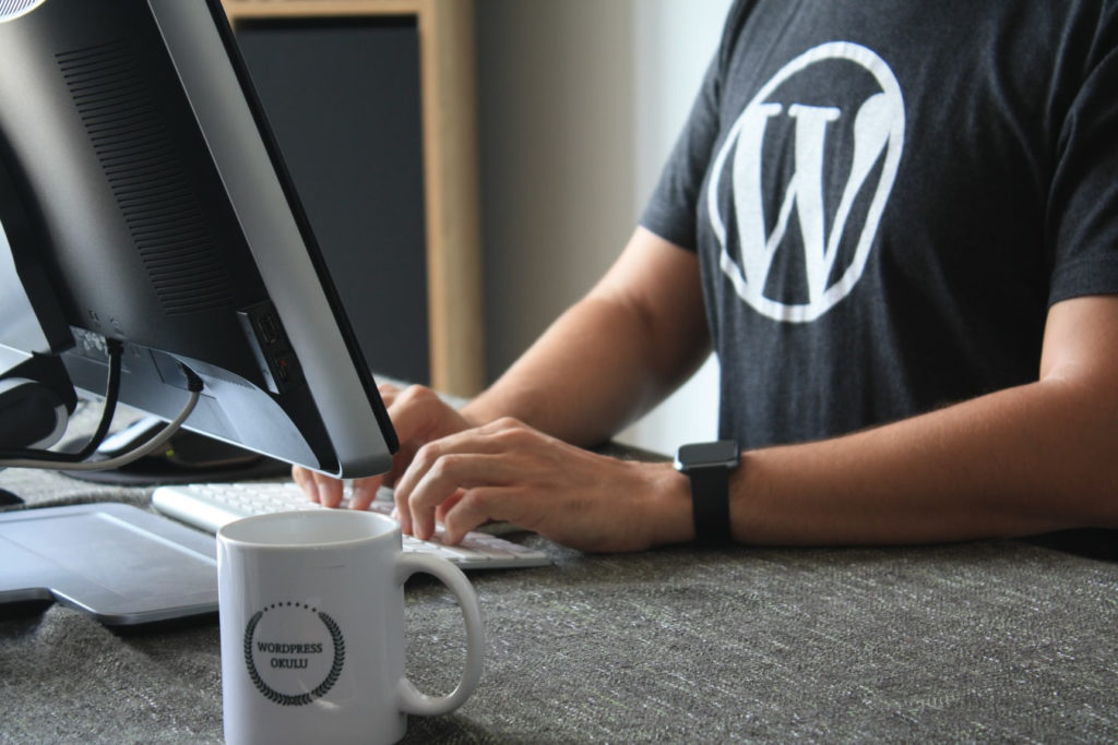Managing your WordPress website